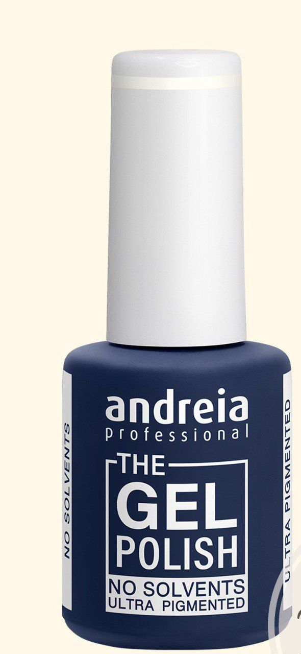 The Gel Polish Andreia G02 - Milky White