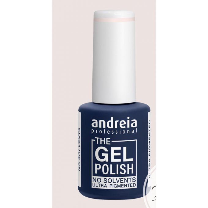 The Gel Polish Andreia G03 - Milky Pink