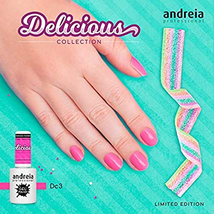 The Gel Polish Andreia DC3